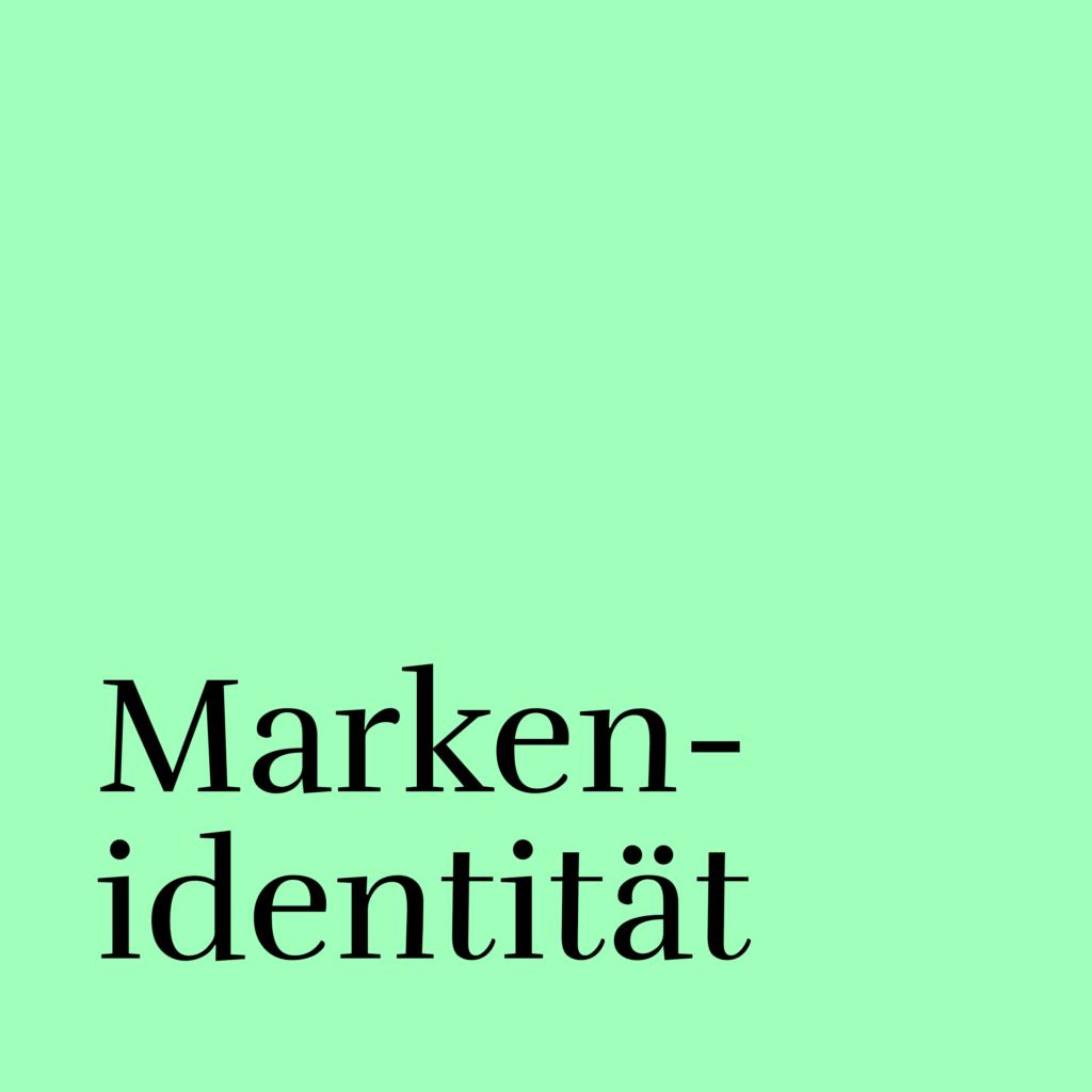 markenidentität neu