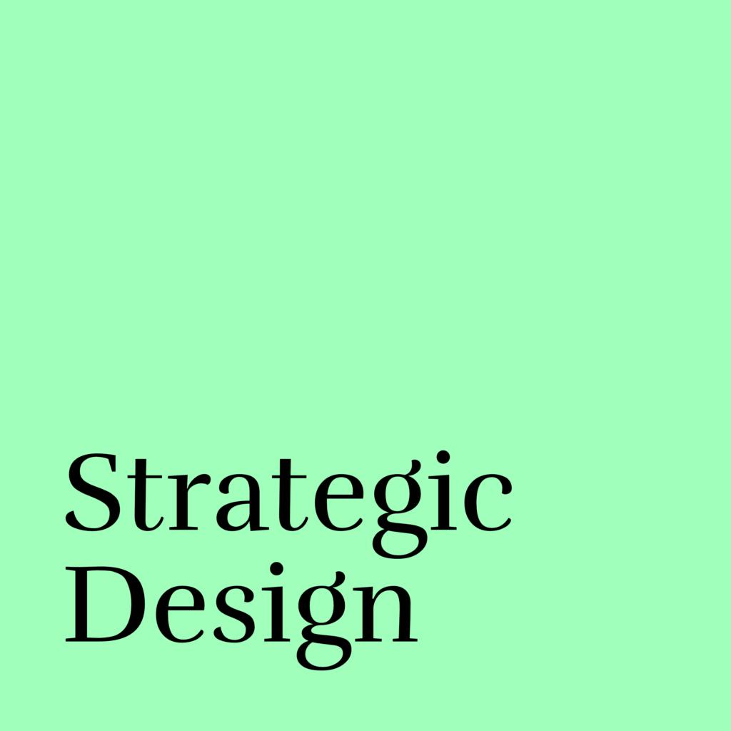 strategic design neu