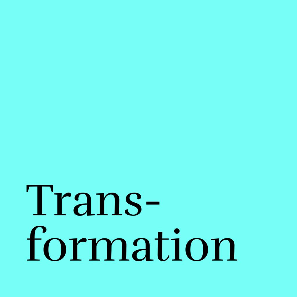 transformation neu